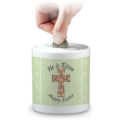 Easter Cross Coin Bank