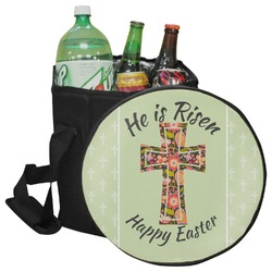 Easter Cross Collapsible Cooler & Seat