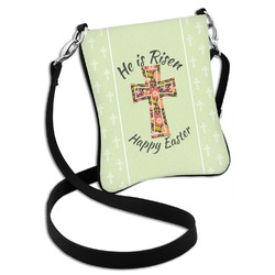 Easter Cross Cross Body Bag - 2 Sizes