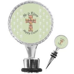 Easter Cross Wine Bottle Stopper