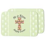 Easter Cross Dish Drying Mat