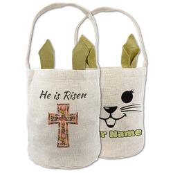 Easter Cross Easter Basket