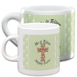 Easter Cross Espresso Cups