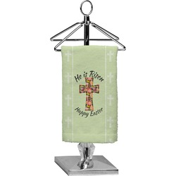 Easter Cross Finger Tip Towel - Full Print
