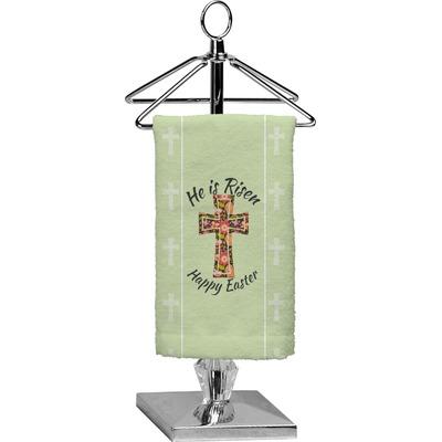 Easter Cross Finger Tip Towel - Full Print