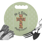 Easter Cross Gardening Knee Cushion