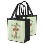 Easter Cross Grocery Bag