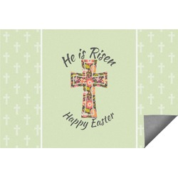 Easter Cross Indoor / Outdoor Rug