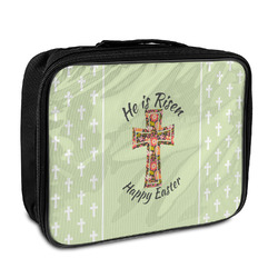 Easter Cross Insulated Lunch Bag