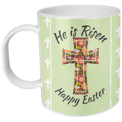Easter Cross Plastic Kids Mug
