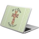 Easter Cross Laptop Skin - Custom Sized