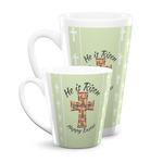 Easter Cross Latte Mug