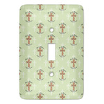 Easter Cross Light Switch Covers - Multiple Toggle Options Available