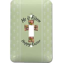 Easter Cross Light Switch Cover (Single Toggle)
