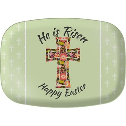 Easter Cross Melamine Platter