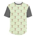 Easter Cross Men's Crew T-Shirt