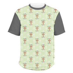 Easter Cross Men's Crew T-Shirt