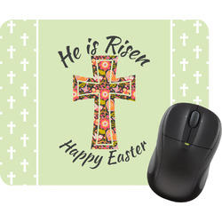Easter Cross Mouse Pad