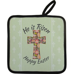Easter Cross Pot Holder