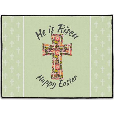 Easter Cross Door Mat