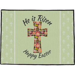 Easter Cross Door Mat