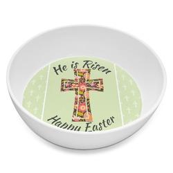 Easter Cross Melamine Bowl 8oz
