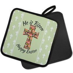 Easter Cross Pot Holder