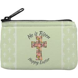 Easter Cross Rectangular Coin Purse