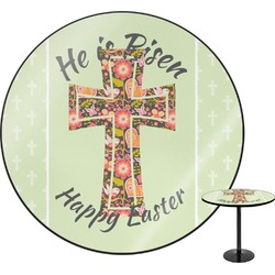 Easter Cross Round Table