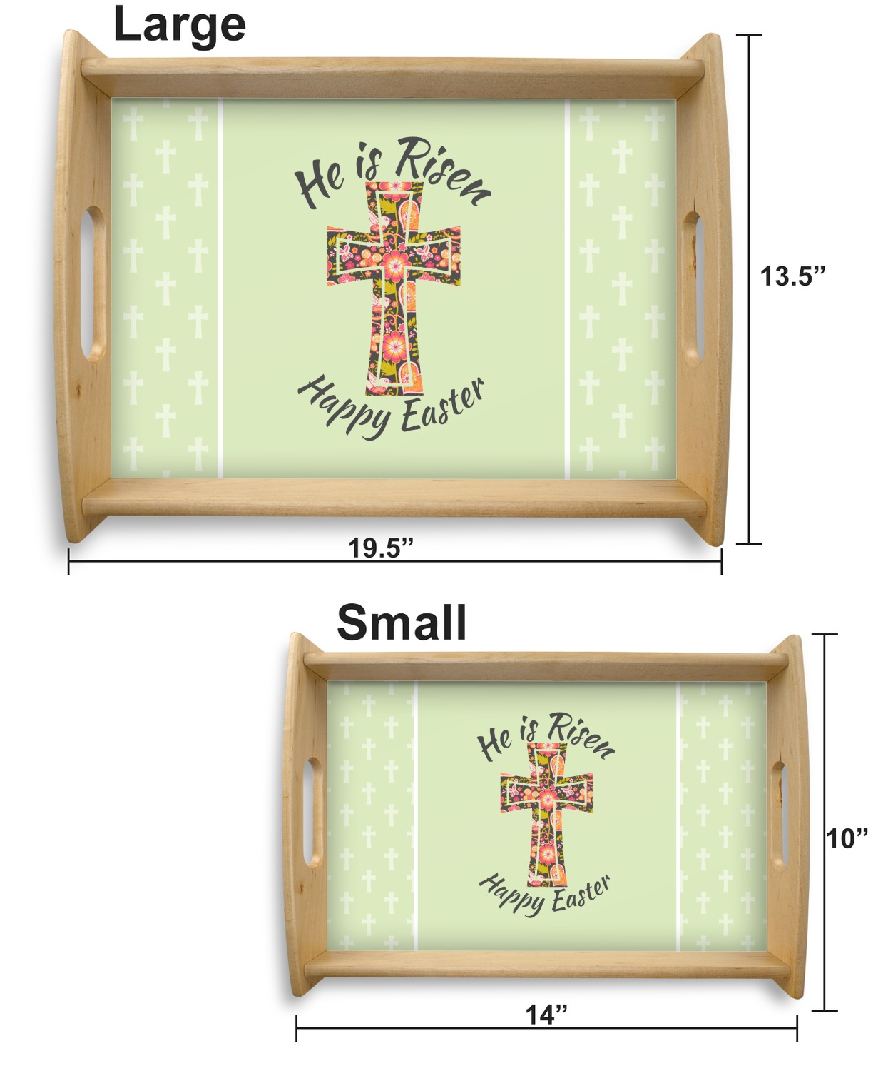 how to make small wooden crosses
