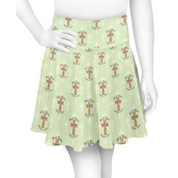 Easter Cross Skater Skirt
