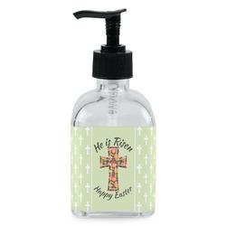 Easter Cross Soap/Lotion Dispenser (Glass)