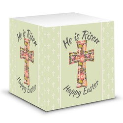 Easter Cross Sticky Note Cube