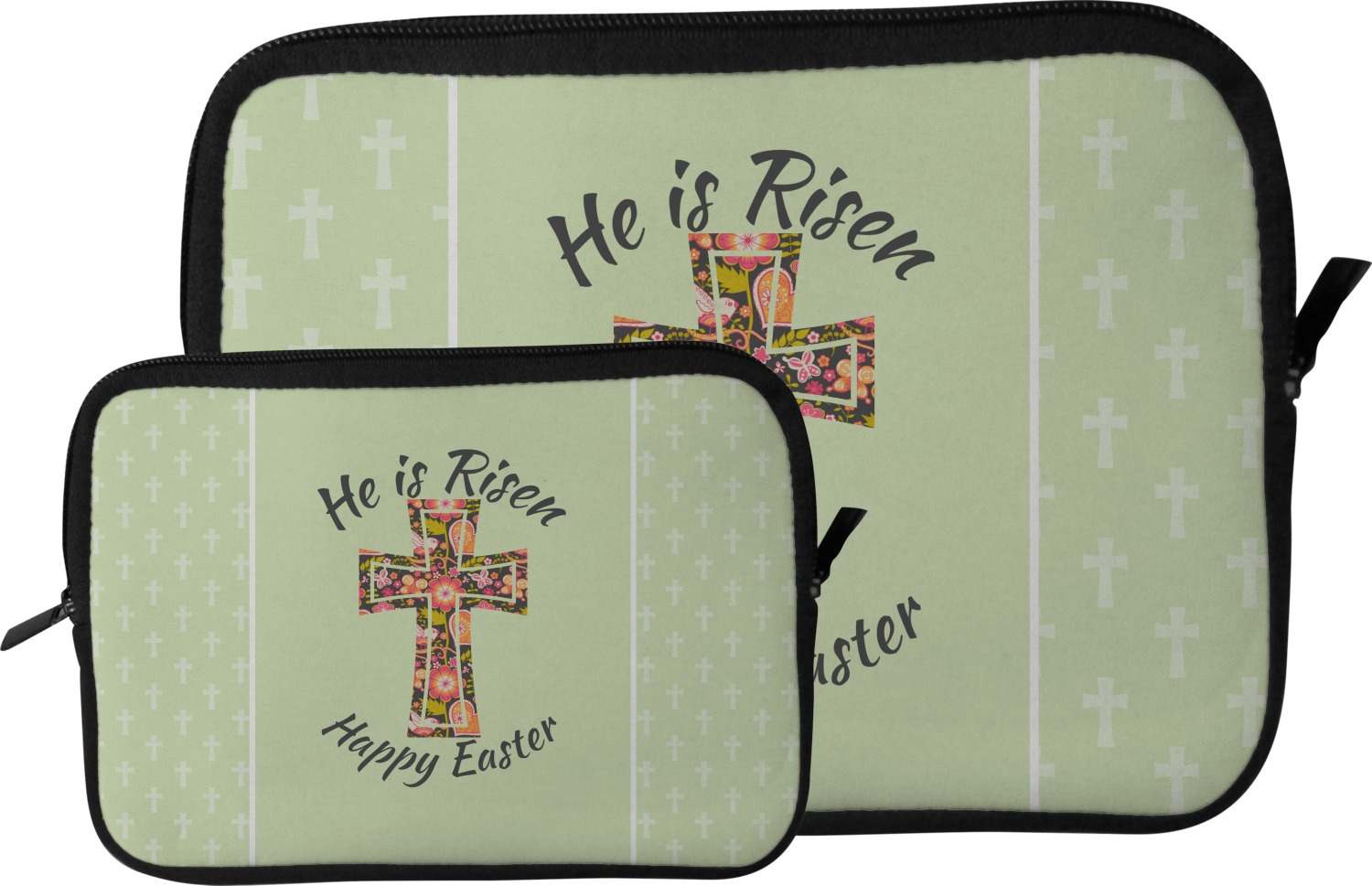 Easter cross tablet sleeve case small youcustomizeit for Table th size