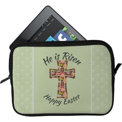 Easter Cross Tablet Case / Sleeve