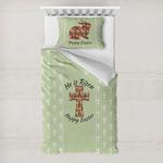 Easter Cross Toddler Bedding