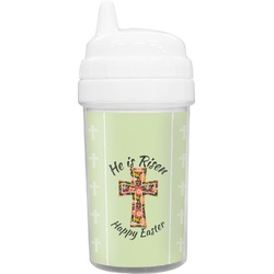 Easter Cross Sippy Cup