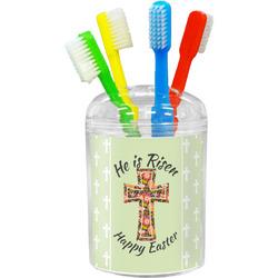 Easter Cross Toothbrush Holder