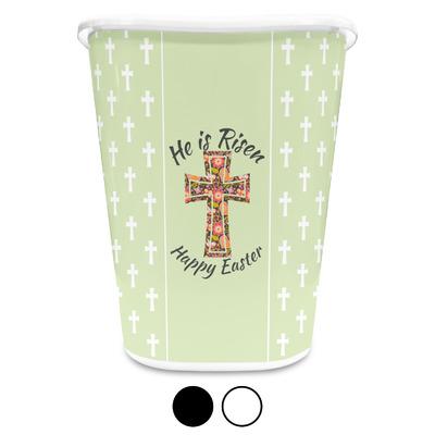 Easter Cross Waste Basket