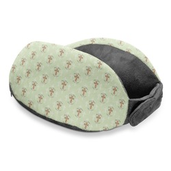 Easter Cross Travel Neck Pillow