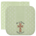 Easter Cross Facecloth / Wash Cloth