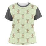 Easter Cross Women's Crew T-Shirt