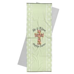 Easter Cross Yoga Mat Towel