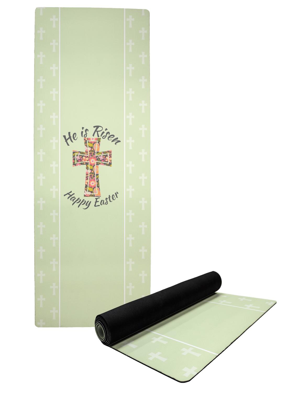 Easter Cross Yoga Mat Youcustomizeit