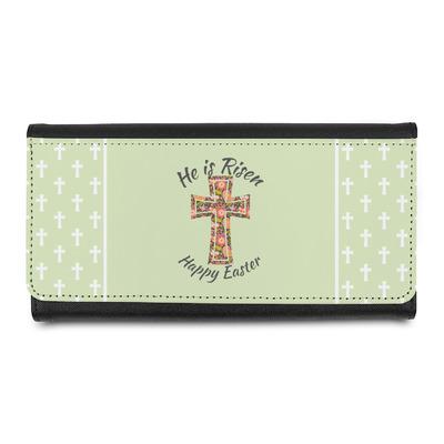 Easter Cross Leatherette Ladies Wallet