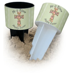 Easter Cross Beach Spiker Drink Holder