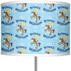 "Custom Prince 13"" Drum Lamp Shade (Personalized)"