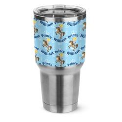 Custom Prince Stainless Steel Tumbler - 30 oz (Personalized)