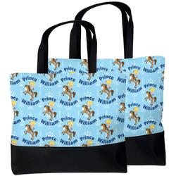 Custom Prince Beach Tote Bag (Personalized)