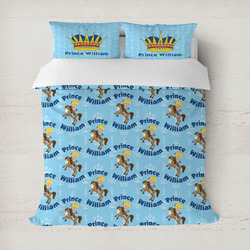 Custom Prince Duvet Covers (Personalized)
